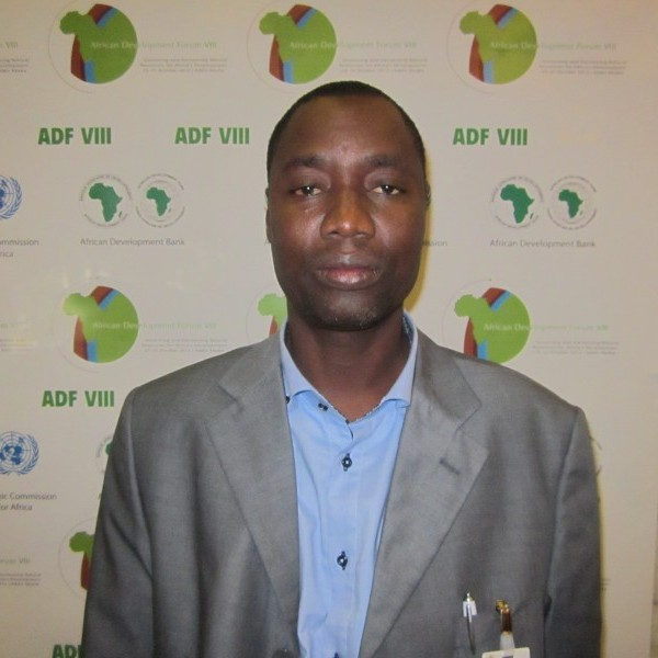 Activist, Ba Aliou Coulibali