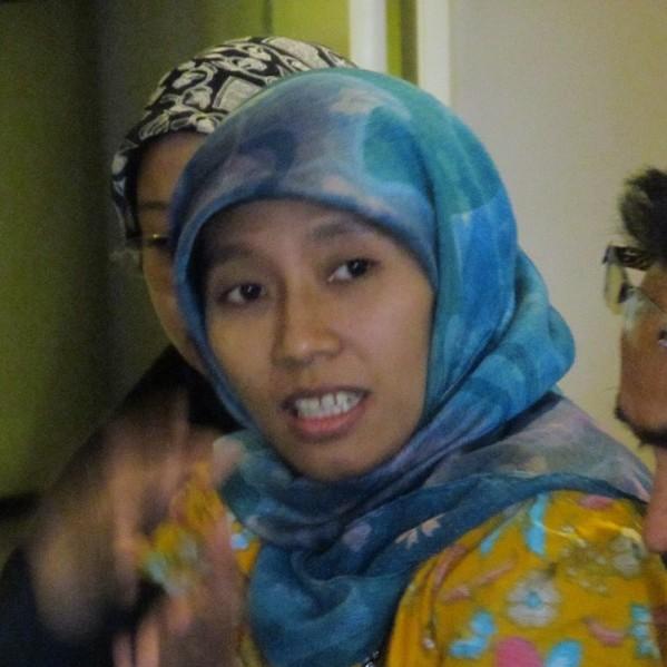 Activist, Maryati Abdullah