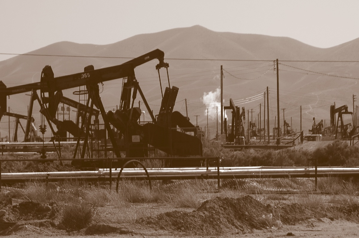 Are you for Big Oil or Big Data?