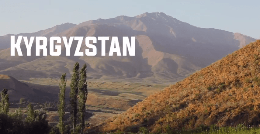 From Kyrgyzstan with love – a documentary on communities and mining