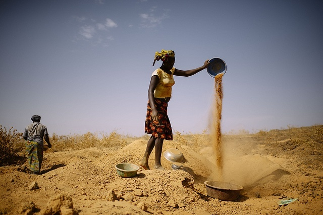 Transparency in mining: Large decline under the transitional government in Burkina Faso