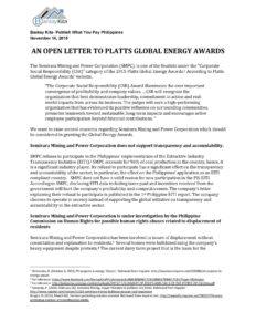BK open letter