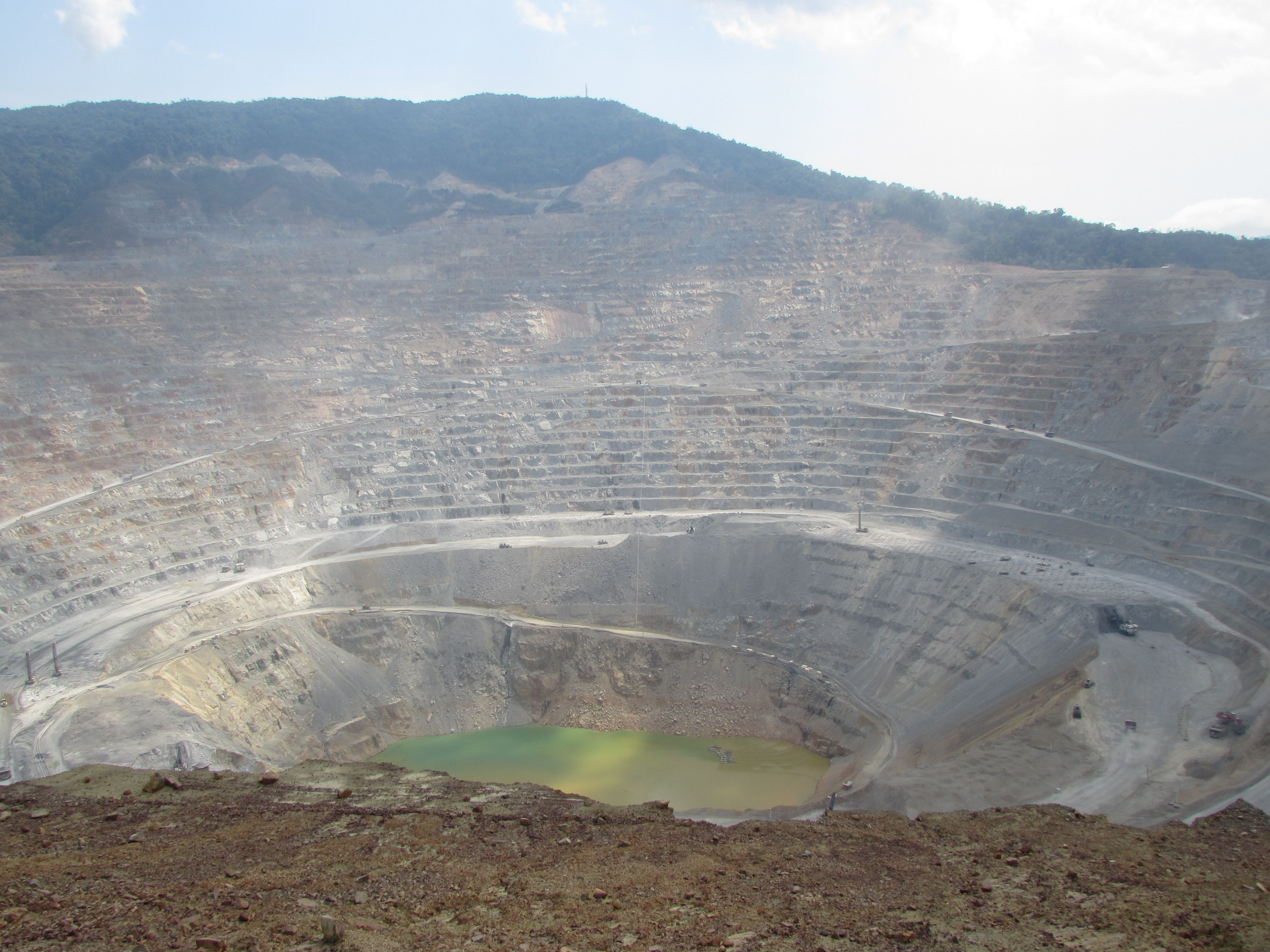 Read our interactive story: The Deadly Mines of Indonesia