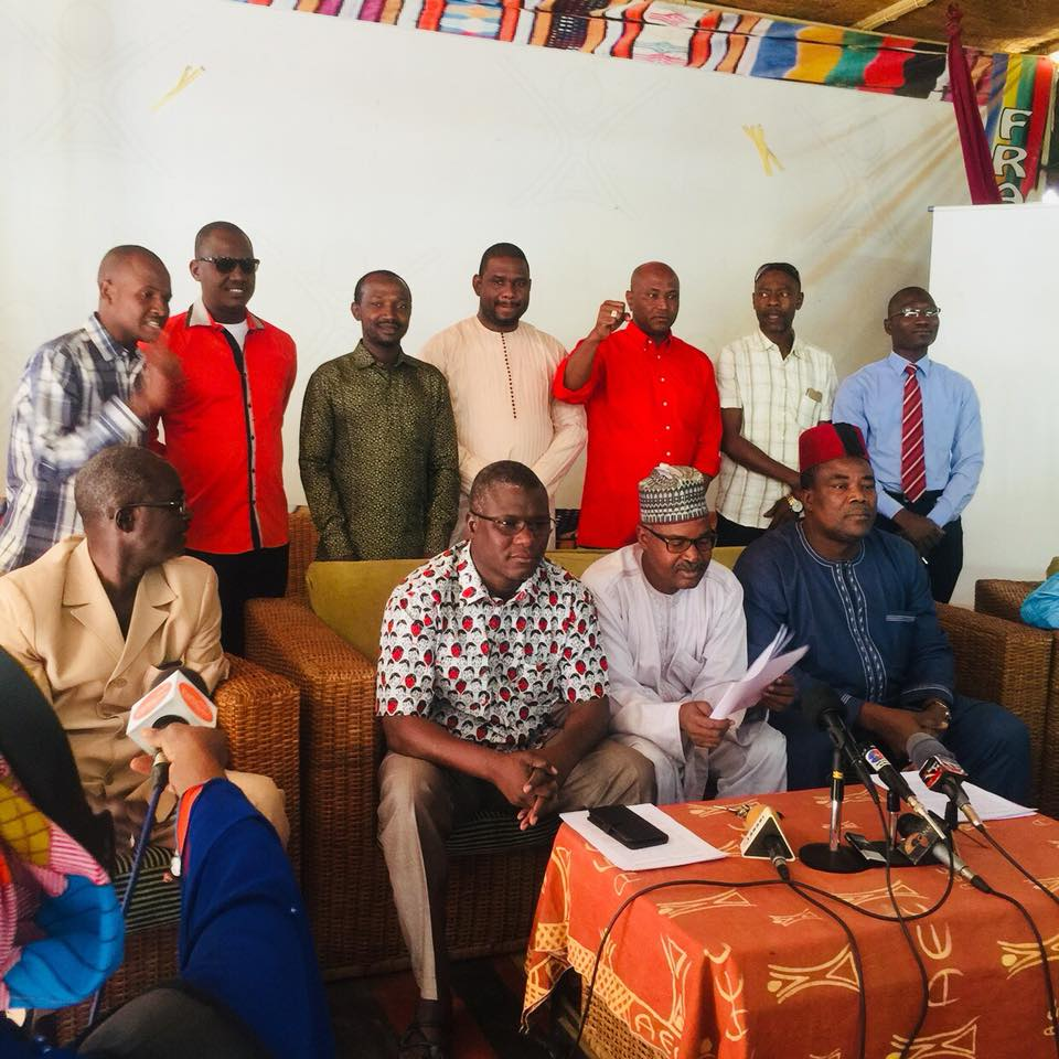 Niger: 25 May marks two months since 26 activists and civil society members have been detained