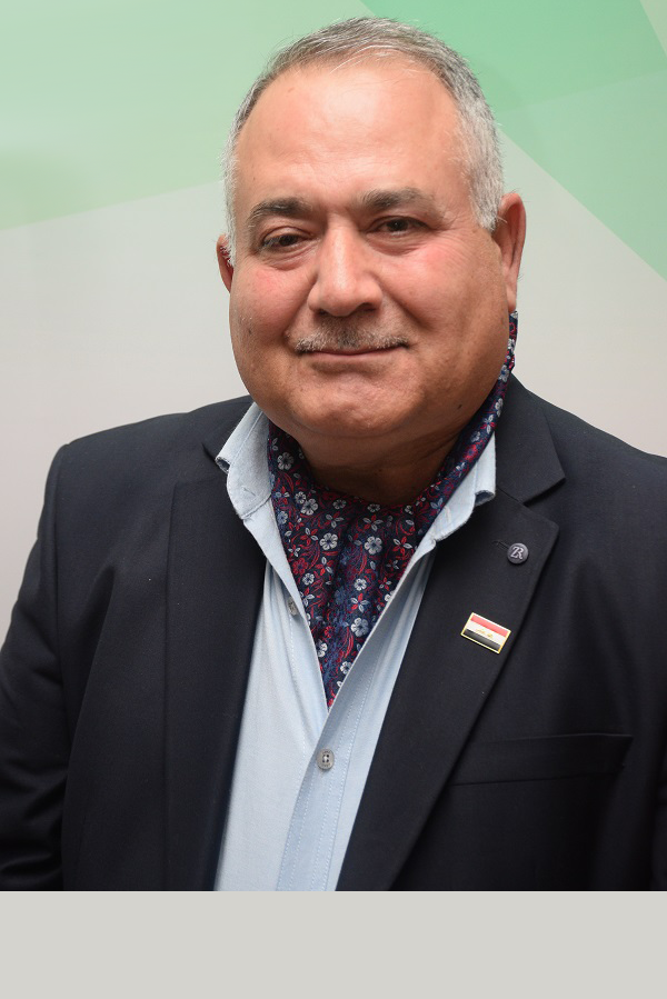 Adnan Bahiya: Aked Cultural Institute, Iraq