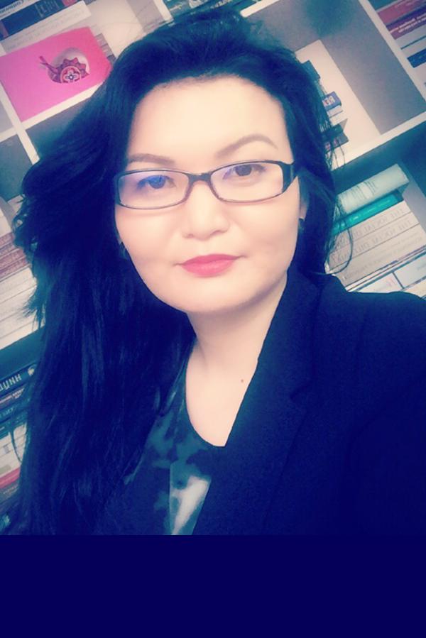 Aigul Sultanova: Kyrgyz Republic