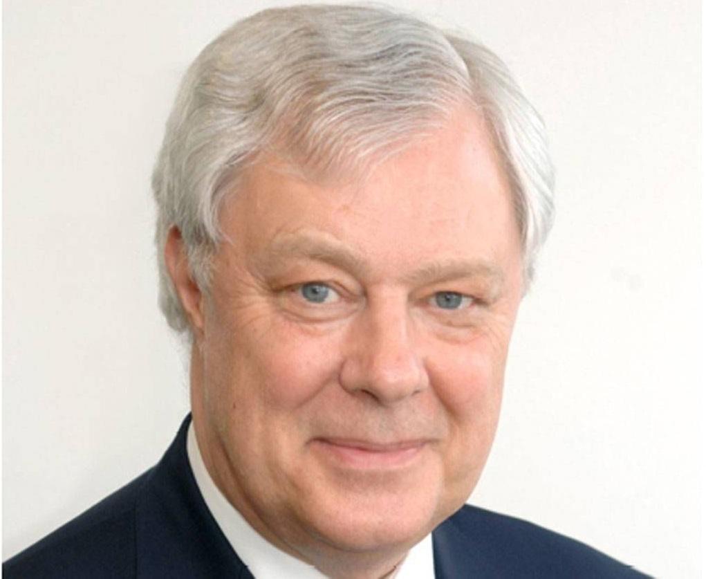 Alan Detheridge